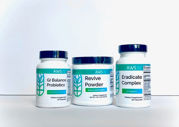 Candida Protocol Pack
