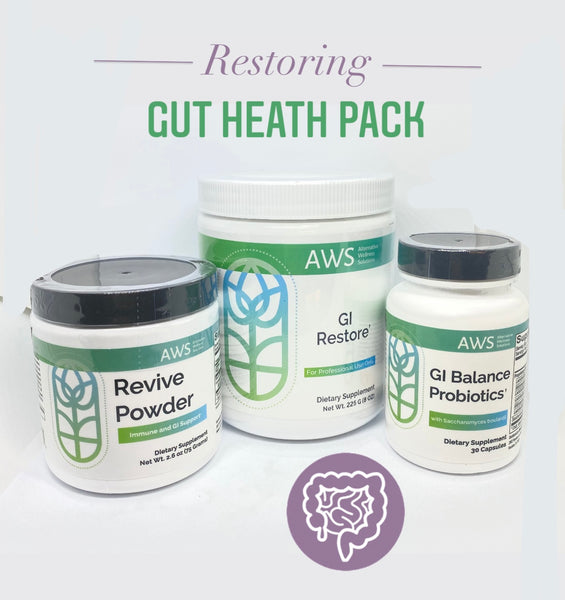 Restoring Gut Health Pack
