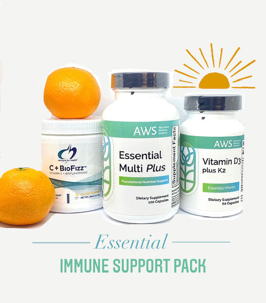 Essential Immune Support Pack