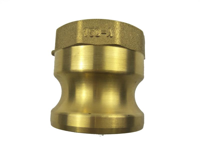 Brass Cam and Groove Hose Couplings