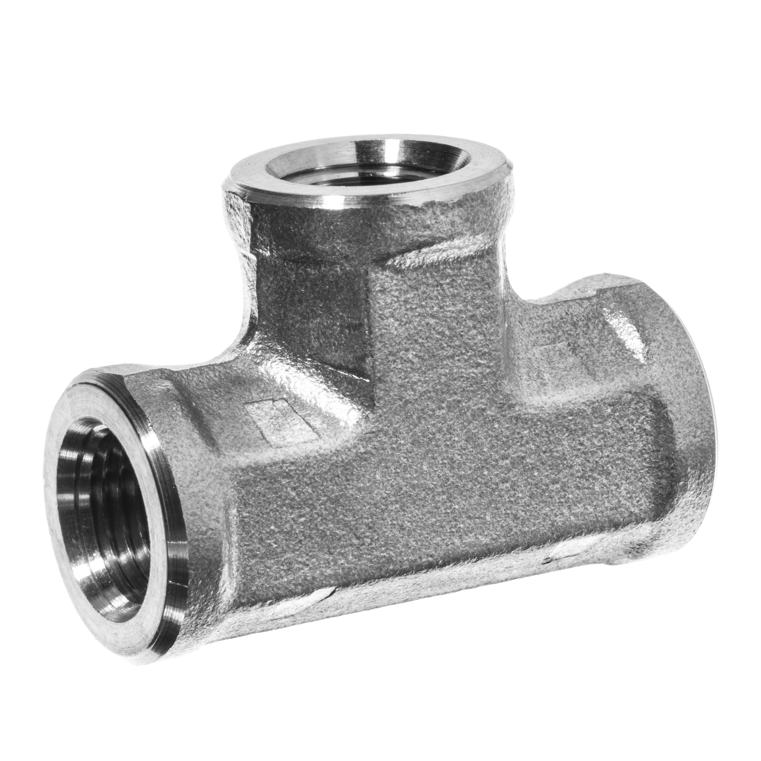 316 SS Instrumentation Pipe Fittings