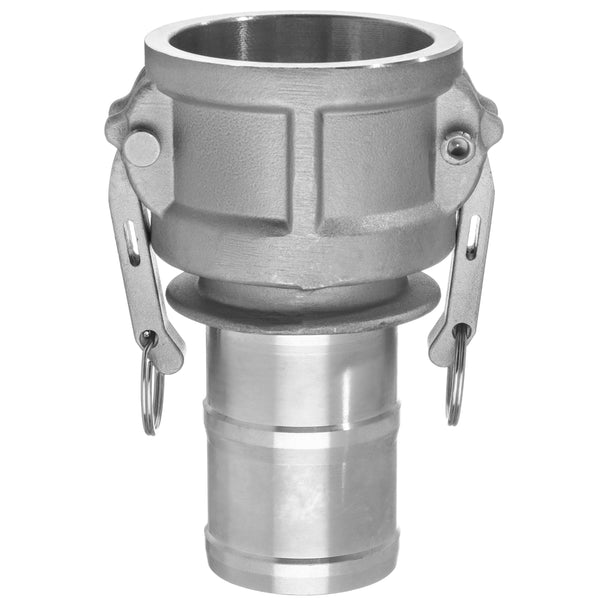 Type C Coupler with Hose Shank - Aluminum