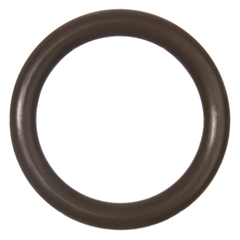 Brown Fluoroelastomer O-Ring (2.5mm Wide 18mm ID)