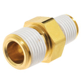 Brass Instrumentation Fitting Reducing Hex Nipple