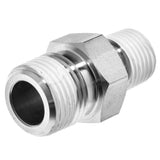 Galvanized Steel Instrumentation Fitting Reducing Hex Nipple
