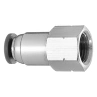 Push to Connect Tube Fittings-Straight Adapter-Tube to Female Threaded Pipe