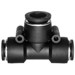 Push to Connect Tube Fittings-Tee Reducer-Tube to Tube