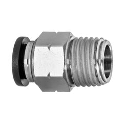 Push to Connect Tube Fittings-Straight Adapter-Tube to Male Threaded Pipe