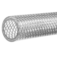 Reinforced High Pressure Clear PVC Tubing