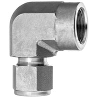 Instrumentation Tube Fittings-90 Degree Elbow Adapter-Tube to Female Threaded Pipe