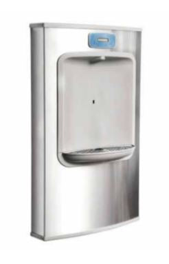 Touch-Free Wall Mounted Water Bottle Filling Station