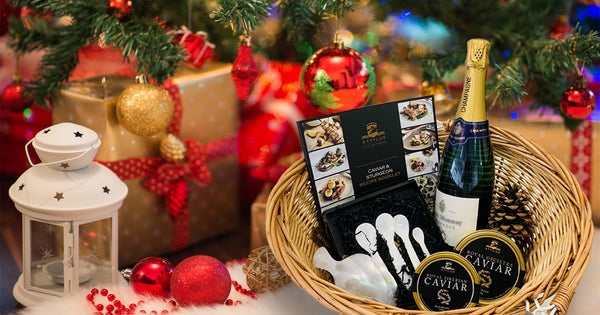 Attilus Caviar Christmass offer 2020