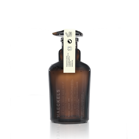 Haeckels - Dog Rose / Birch Bath Oil