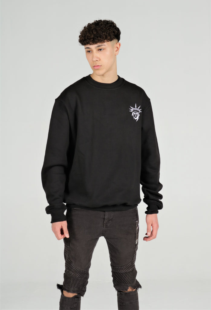 NEW BBNYC INTERNATIONAL LIFESTYLE CREW NECKLINE / SWEATSHIRT