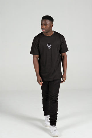NEW BBNYC BLACK SHORT SLEEVE T SHIRT
