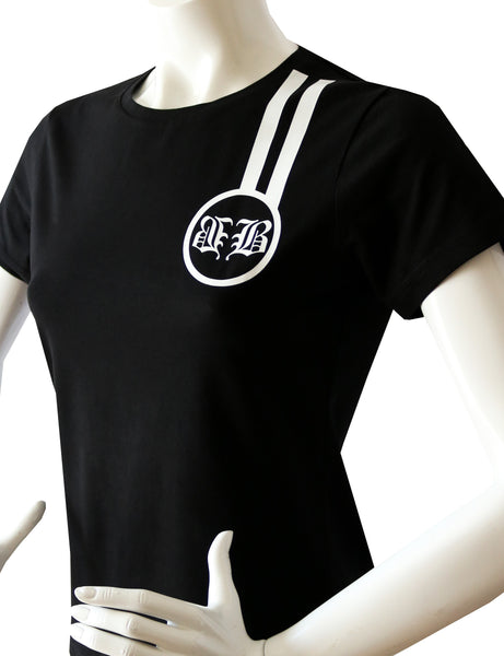 "BBNYC ""Star Trekk"" Black Short Sleeve Tee"
