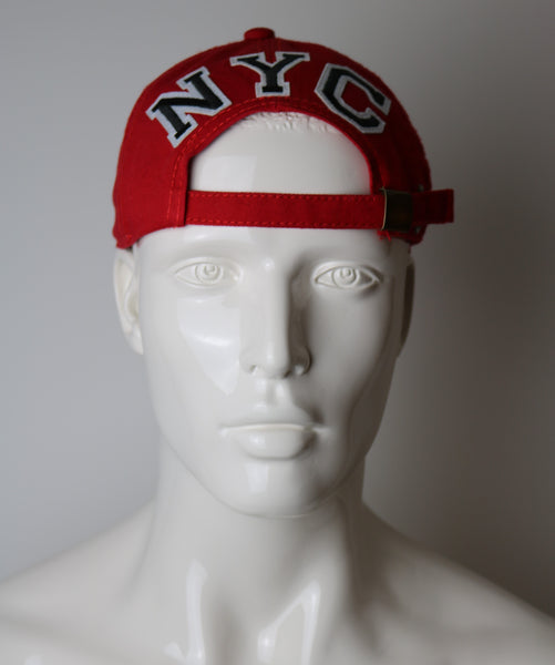 BBNYC WILD RED DAD HAT