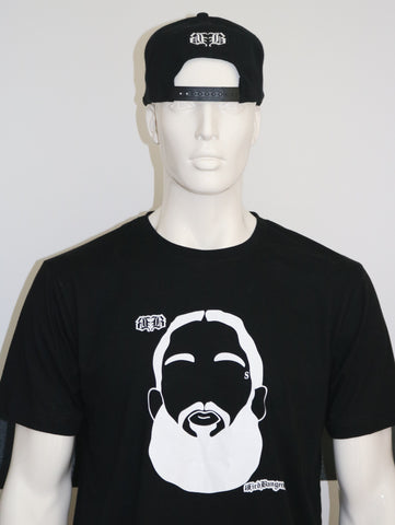 BBNYC Black NH See No evil Tribute T-Shirt