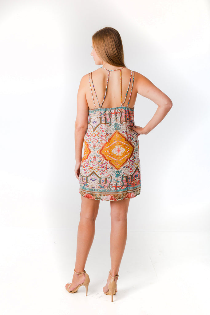 Double T-Back Dress