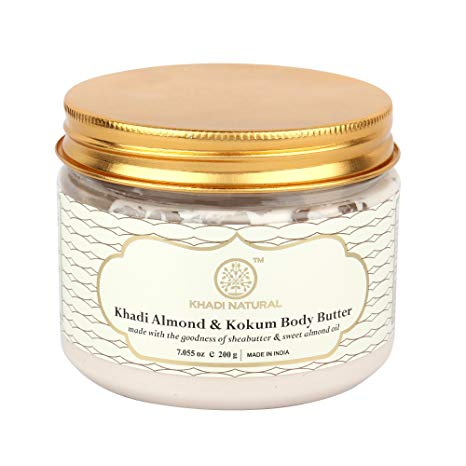 Almond & Kokum Body Butter - Ohm Healthcare