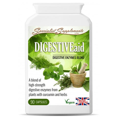 DIGESTIVEaid - Ohm Healthcare