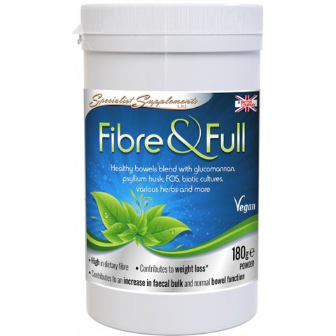 Fibre & Full - Ohm Healthcare