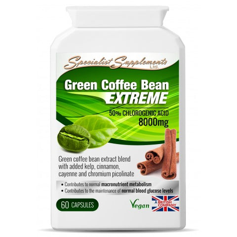 Green Coffee Bean EXTREME - Ohm Healthcare
