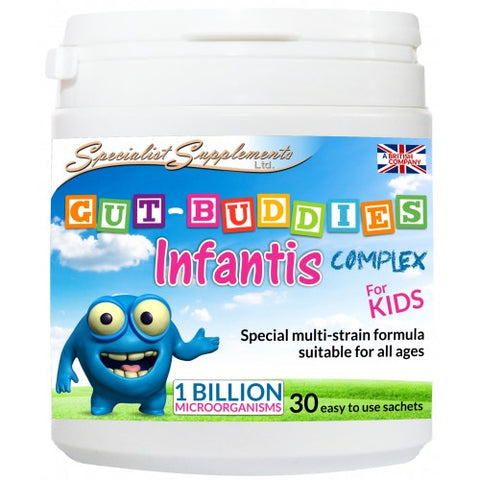 Gut Buddies Infantis Complex - Ohm Healthcare