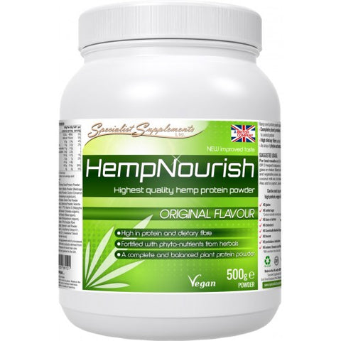 HempNourish Protein Powder - Ohm Healthcare