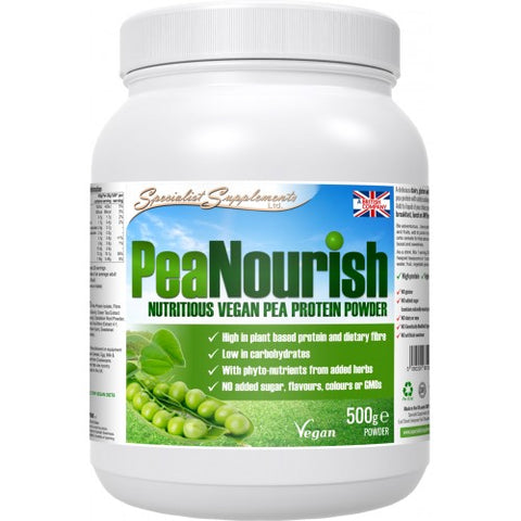 PeaNourish (+ phyto-nutrients - Ohm Healthcare