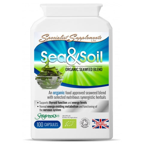Sea & Soil (ORGANIC) - Ohm Healthcare