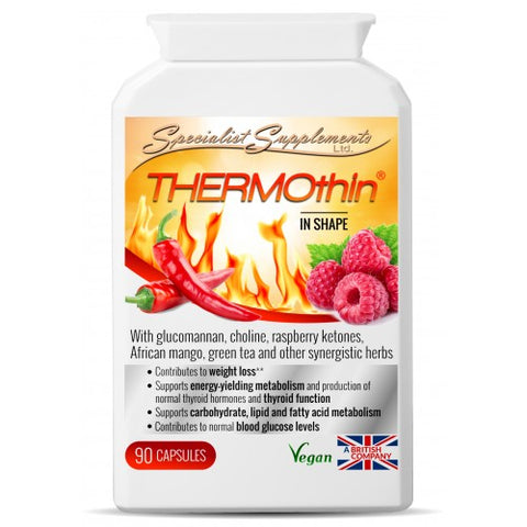 THERMOthin (thermogenic) - Ohm Healthcare