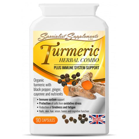 Turmeric Herbal Combo - Ohm Healthcare