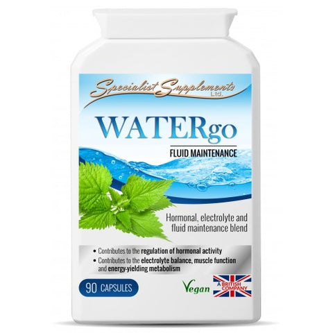 WATERgo (diuretic) - Ohm Healthcare