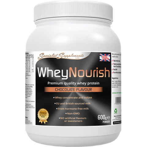 WheyNourish (Chocolate Flavour) - Ohm Healthcare