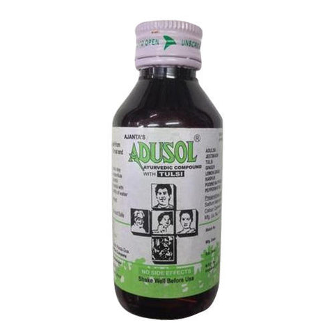 Ayurvedic Cough Syrup - 100ml - Ohm Healthcare
