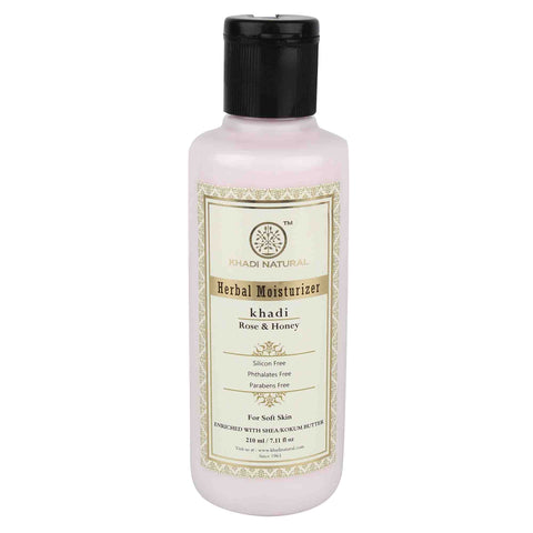 Ayurvedic Rose & Honey Moisturizer