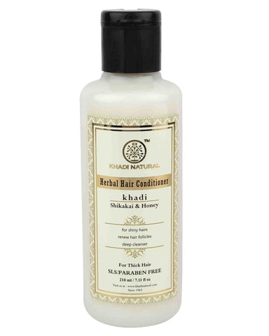 Ayurvedic Shikakai & Honey Hair Conditioner