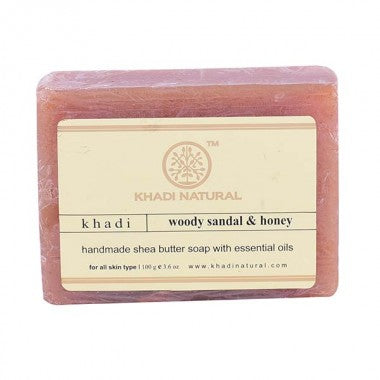 Butter soap pack (Woody Sandal & Honey and Lavender & Ylang Ylang)