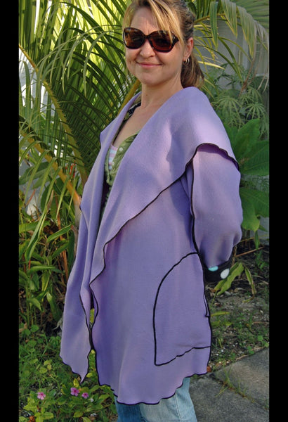 Jacket Premium Fleece is  Customer Favorite - Linda Tilson Studio Venice