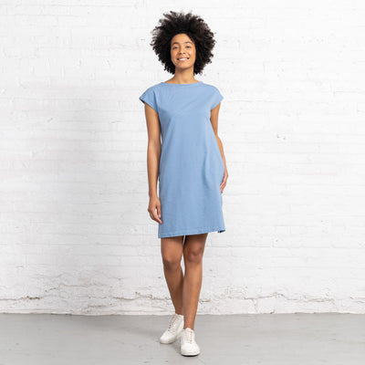 Color:Light Blue Combed Cotton New