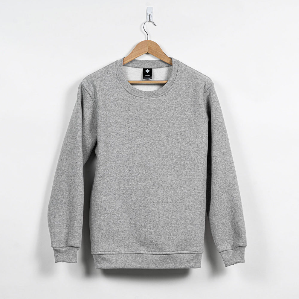Collegiate Sweatshirt - Grey