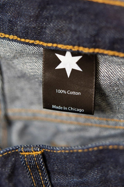 More images: #15: Waist High 10oz Dark Wash