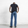 100% Cotton Boot Cut Vintage Wash