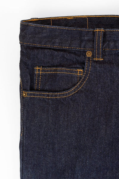 More images: #13: Waist High Curve 13oz Dark Wash