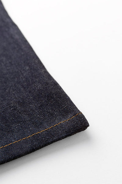 More images: #15: Waist High Curve 13oz Dark Wash