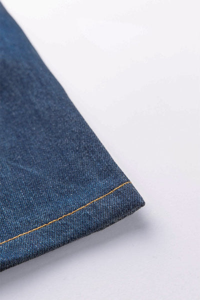 Bottom Hem - v DETAIL