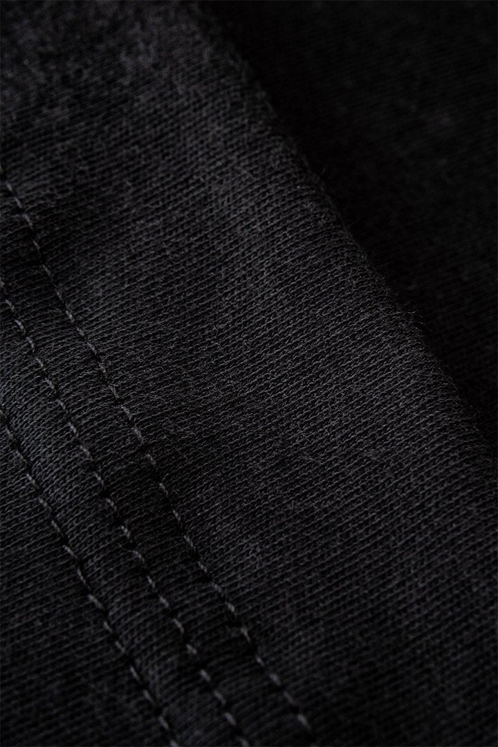 #3: The Most Comfortable Black T - Fitted