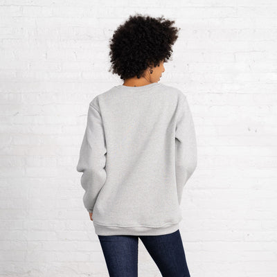 Color:Grey 3 Thread Fleece Men's Sweatshirts Sweatshirts
