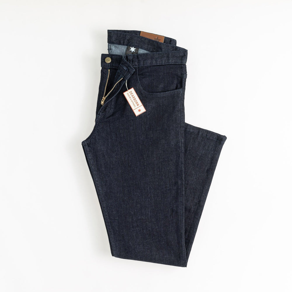 Slim Fit Dark Wash - V2